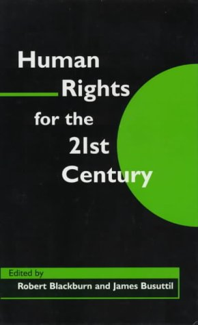 Human Rights for the 21st Century: Robert Blackburn, James