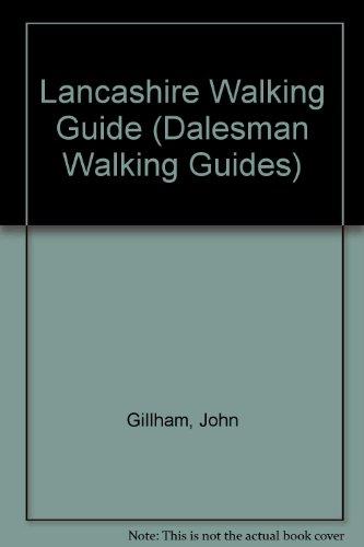 9781855681248: Lancashire Walking Guide (Dalesman Walking Guides)