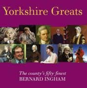 Yorkshire Greats: The County's Fifty Finest . (FULL LEATHER BINDING)