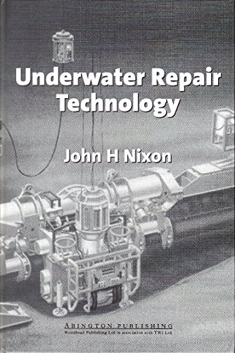 9781855732391: Underwater Repair Technology (Woodhead Publishing Series in Welding and Other Joining Technologies)