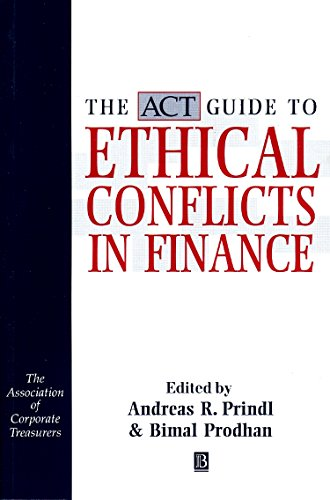 9781855732568: The ACT Guide to Ethical Conflicts in Finance