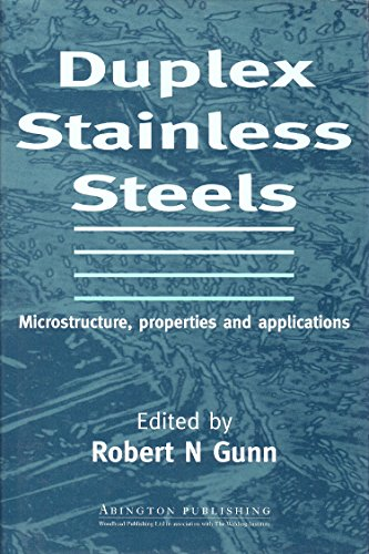 9781855733183: Duplex Stainless Steels, Microstructure, properties and applications
