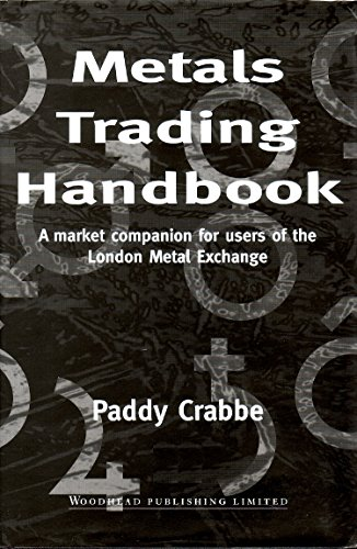 9781855733473: Metals Trading Handbook: A Market Companion for Users of the London Metal Exchange