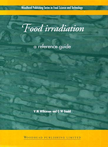 9781855733596: Food Irradiation : A Reference Guide