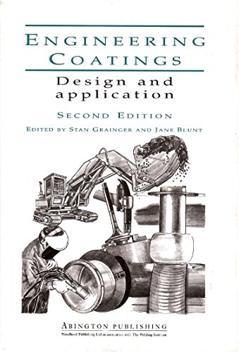 9781855733695: Engineering Coatings, Second Edition: Design and Application (Woodhead Publishing Series in Metals and Surface Engineering)