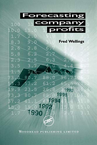 Forecasting Company Profits: Fred Wellings