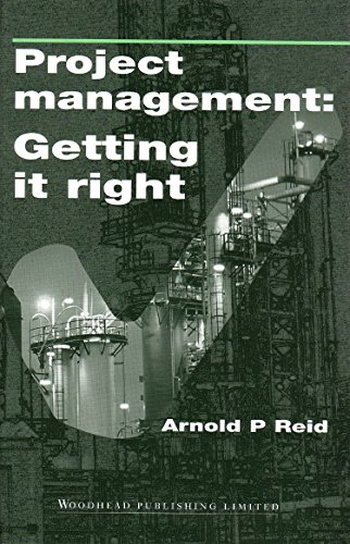 9781855734203: Project Management: Getting It Right