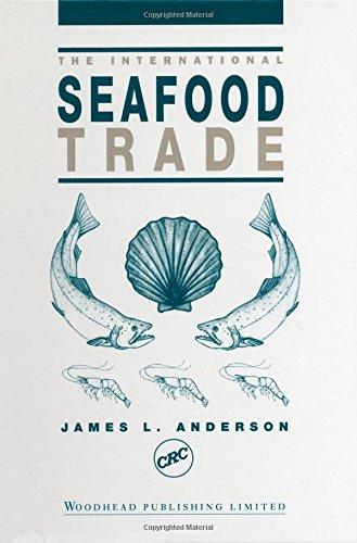 9781855734562: The International Seafood Trade