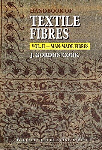 9781855734852: Handbook of Textile Fibres: Man-Made Fibres (Woodhead Publishing Series in Textiles)