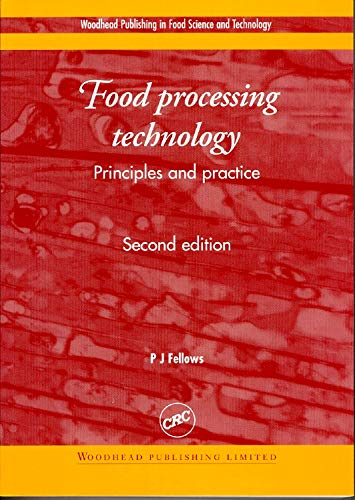 9781855735330: Food Processing Technology: Principles and Practice (Woodhead Publishing in Food Science and Technology)
