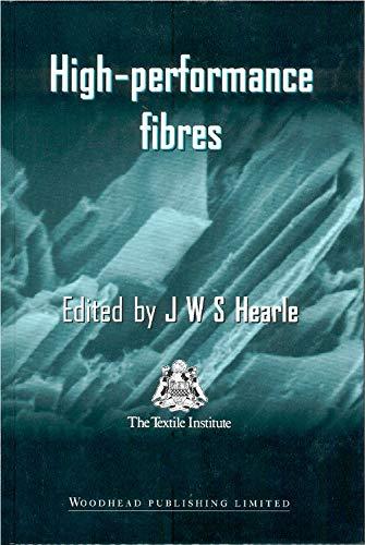 High-Performance Fibres (Hardback)