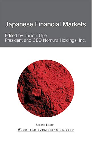 Japanese Financial Markets, Second Edition