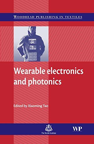 Wearable Electronics and Photonics: X.M. Tao