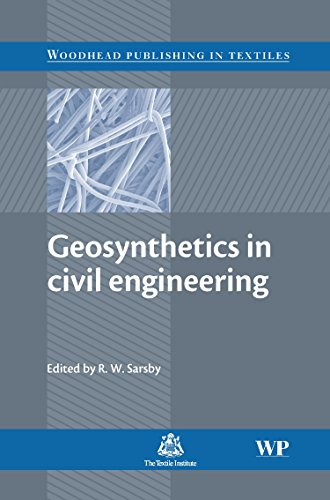 9781855736078: Geosynthetics in Civil Engineering (Woodhead Publishing Series in Textiles)