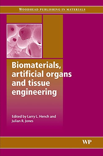9781855737372: Biomaterials, Artificial Organs and Tissue Engineering (Woodhead Publishing Series in Biomaterials)
