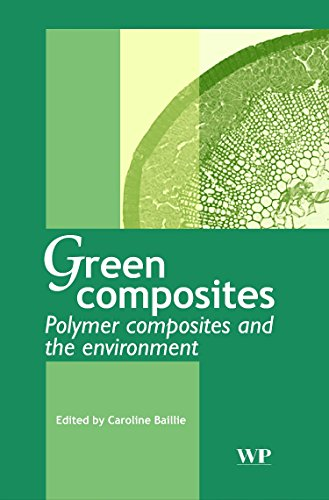 9781855737396: Green Composites: Polymer Composites and the Environment (Woodhead Publishing Series in Composites Science and Engineering)