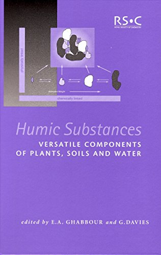 9781855738072: Humic Substances: Versatile Components Of Plants, Soils And Water