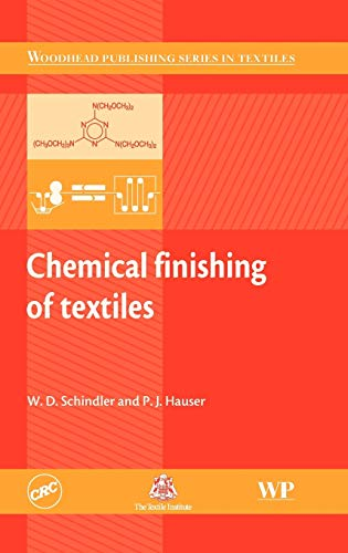 9781855739055: Chemical Finishing of Textiles (Woodhead Publishing Series in Textiles)
