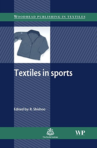 9781855739222: Textiles in Sport (Woodhead Publishing Series in Textiles)