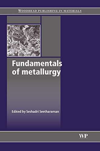 9781855739277: Fundamentals of Metallurgy (Woodhead Publishing Series in Metals and Surface Engineering)