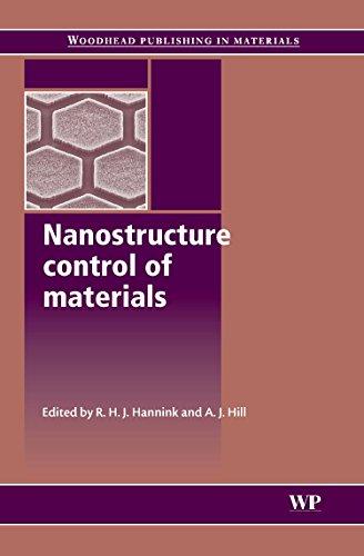9781855739338: Nanostructure Control of Materials (Woodhead Publishing in Materials)