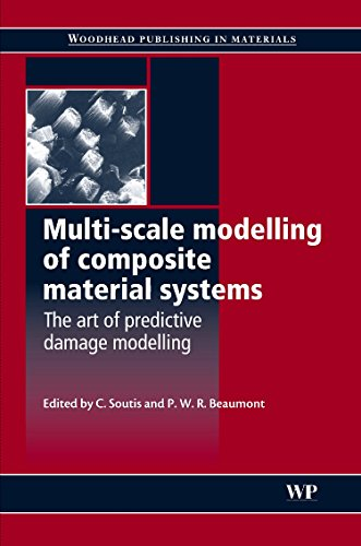 9781855739369: Multi-Scale Modelling of Composite Material Systems: The Art of Predictive Damage Modelling (Woodhead Publishing Series in Composites Science and Engineering)