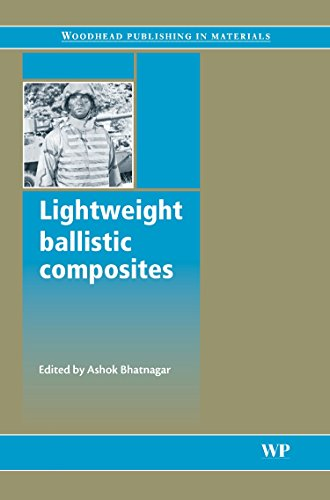 9781855739413: Lightweight Ballistic Composites: Military and Law-Enforcement Applications (Woodhead Publishing Series in Composites Science and Engineering)
