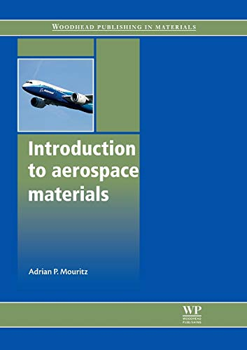 9781855739468: Introduction to Aerospace Materials (AIAA Education)