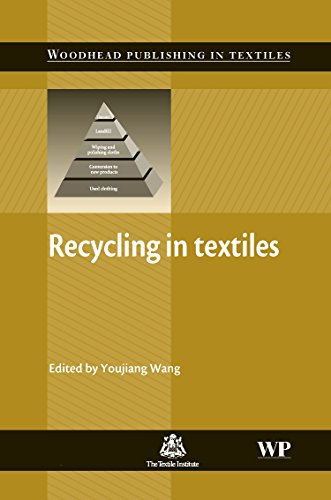9781855739529: Recycling in Textiles (Woodhead Publishing Series in Textiles)