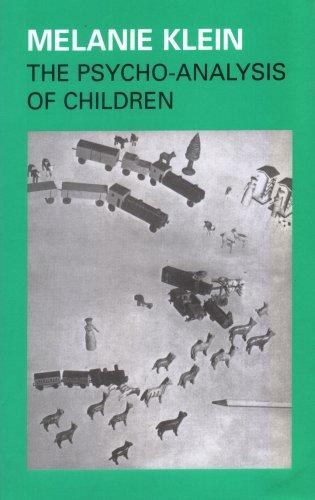 9781855752078: The Psycho-analysis of Children