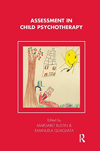 9781855753228: Assessment in Child Psychotherapy (The Tavistock Clinic Series)
