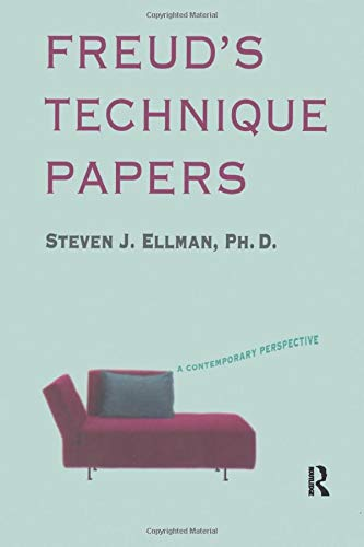 9781855753464: Freud's Technique Papers: A Contemporary Perspective