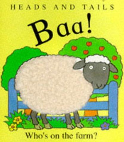 Baa! Who's on the Farm? (Heads & tails): Richard Powell
