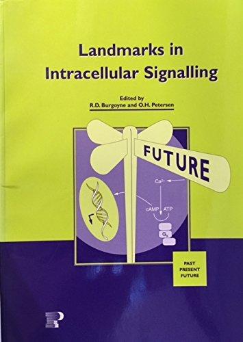 9781855781016: Landmarks in Intracellular Signalling (Landmarks in Science & Medicine)