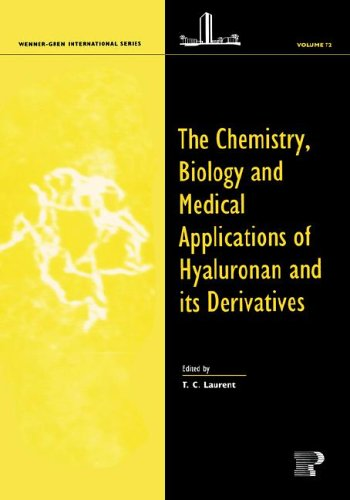 Chemistry, Biology and Medical Applications of Hyaluronan and Its Derivatives (Wenner-Gren ...