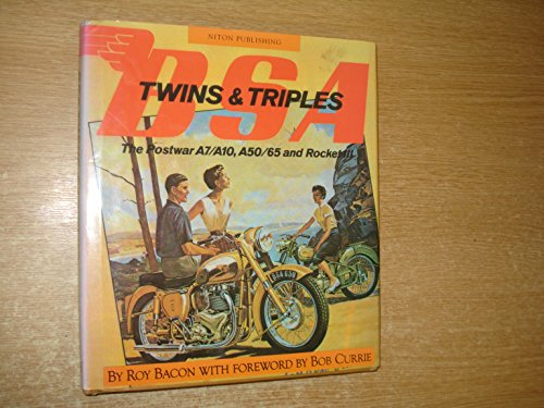 9781855790292: BSA Twins and Triples: The Postwar A7/A10, A50/65 and Rocket III