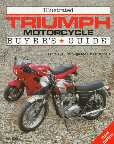 9781855790339: Illustrated Triumph Motorcycle Buyer's Guide (Illustrated Buyer's Guide)