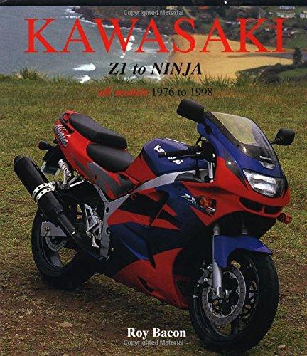 9781855790346: Kawasaki - Z1 to Ninja: All Models - 1976 to 1998