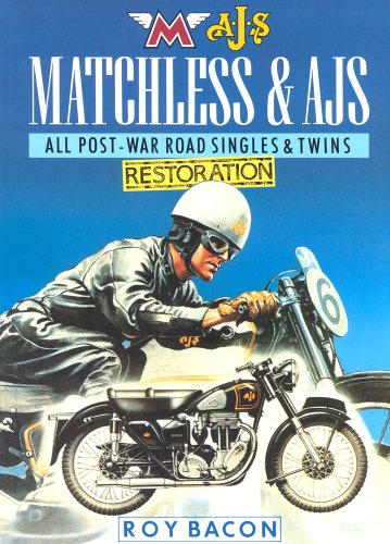 9781855790414: Matchless and AJS Restoration: All Post-war Road Singles and Twins