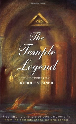 9781855840416: The Temple Legend : Freemasonry and Related Occult Movements