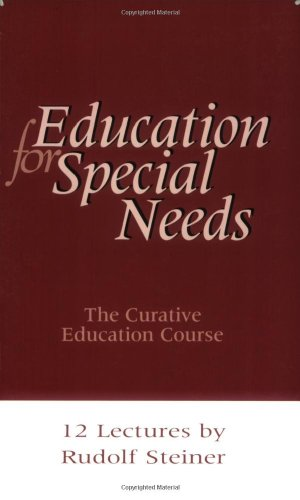 9781855840423: Education for Special Needs: The Curative Education Course