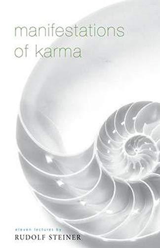 9781855840584: Manifestations of Karma