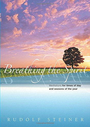 9781855841444: Breathing the Spirit: Meditations for Times of Day and Seasons of the Year