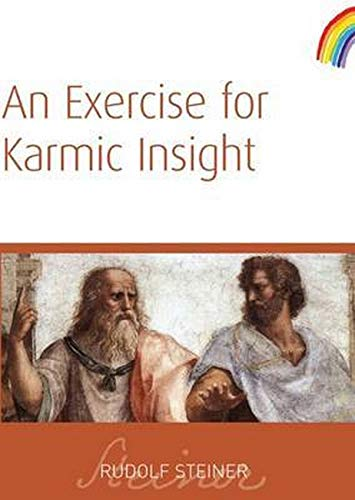 9781855841543: An Exercise for Karmic Insight: (Cw 236)