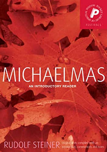 9781855841598: Michaelmas: An Introductory Reader (Pocket Library of Spiritual Wisdom)