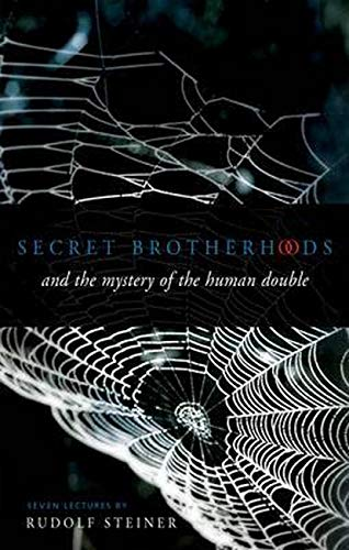 9781855841628: Secret Brotherhoods: And the Mystery of the Human Double (CW 178)