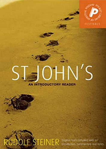 St. John's: An Introductory Reader (Pocket Library: Steiner, Rudolf