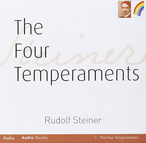 9781855842229: The Four Temperaments