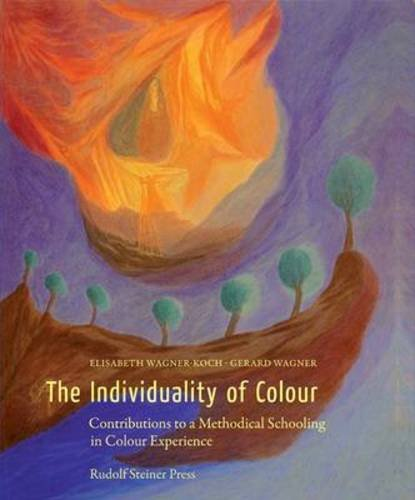 9781855842267: The Individuality of Colour: Contributions to a Methodical Schooling in Colour Experience