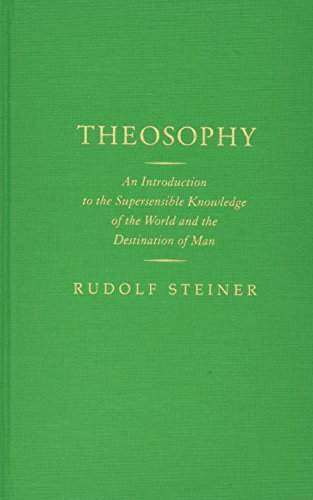 9781855842540: Theosophy: An Introduction to the Supersensible Knowledge of the World and the Destination of Man